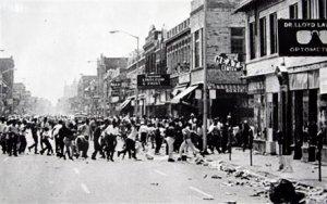 Detroit, 23 July 1967