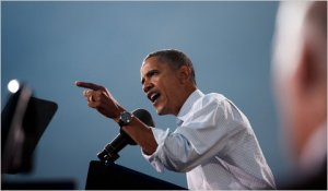 Obama photo Doug Mills NYT